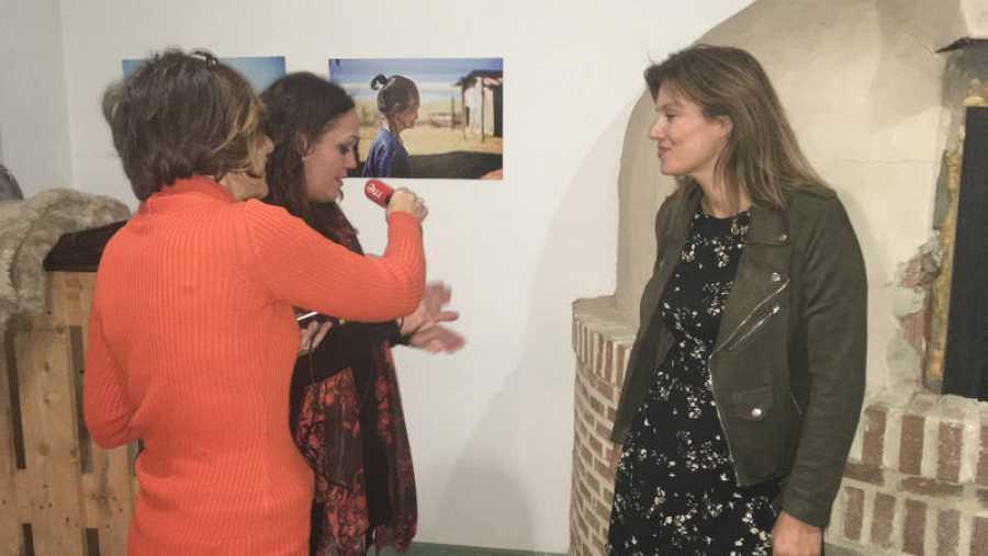 Mamen Asencio entrevista a Victoria Tortosa, de