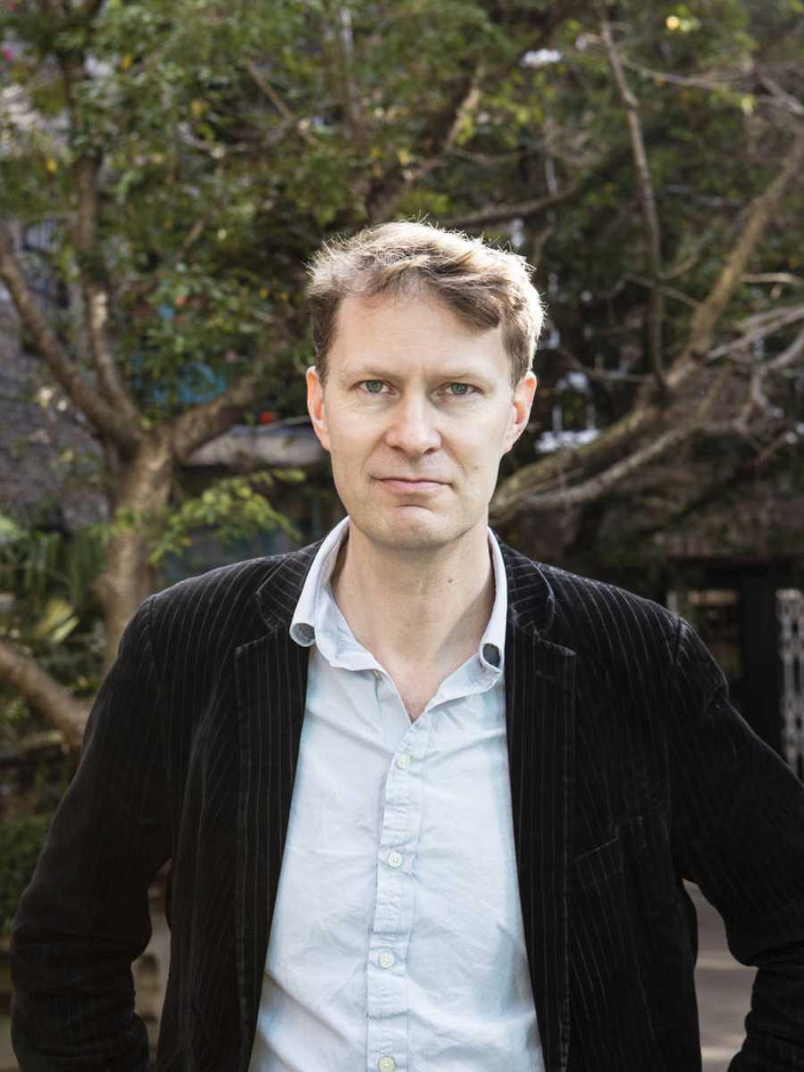 El periodista de The Guardian, Luke Harding, autor de 'Conspiración: Cómo Rusia ayudó a Trump a ganar las elecciones