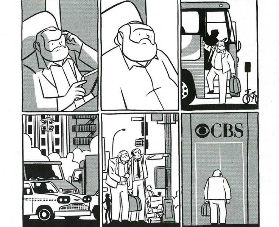 Viñetas de 'Larson. El hombre con mas suerte del mundo'