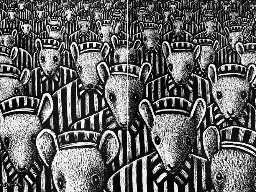'Maus', de Art Spiegelman