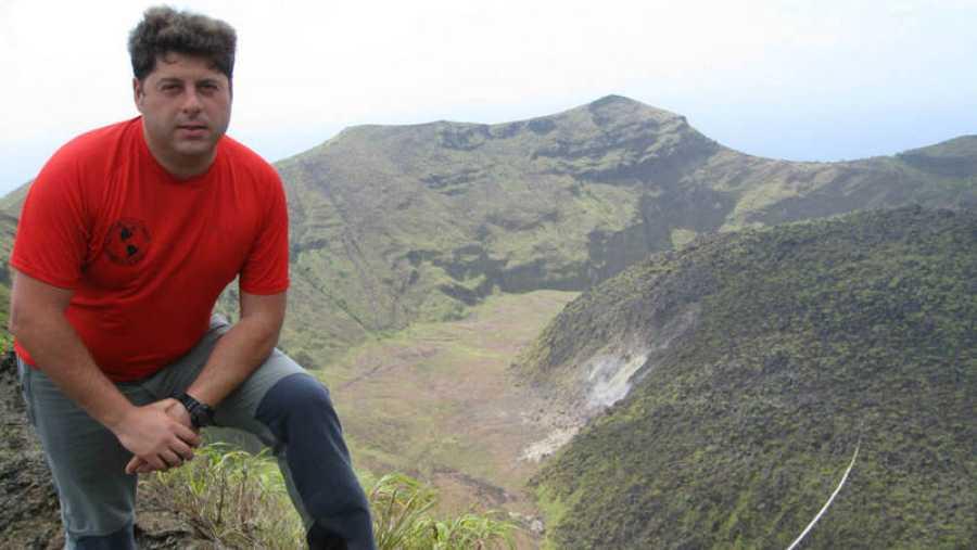 El montañero Juan Antonio Huisa