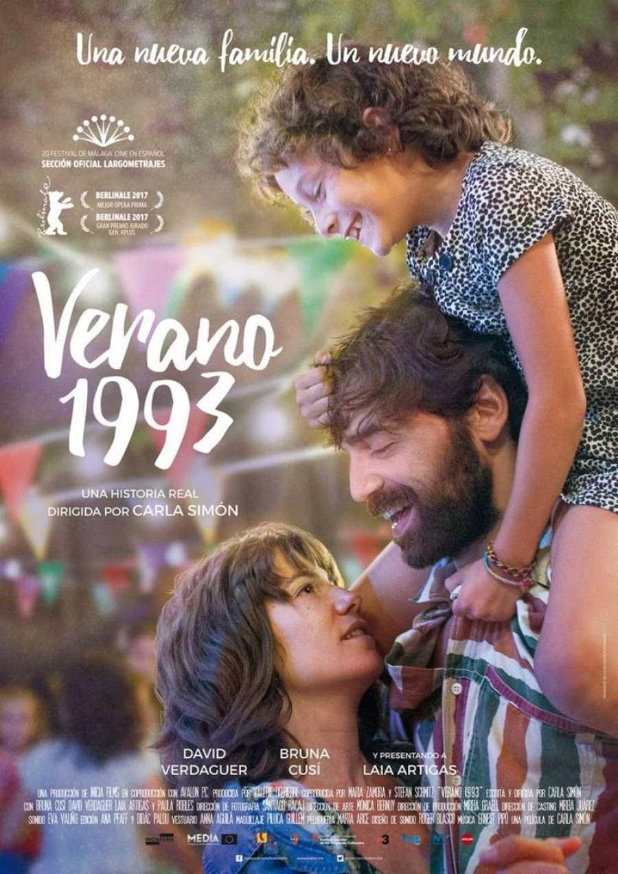 'Verano 1993' con 14 nominaciones