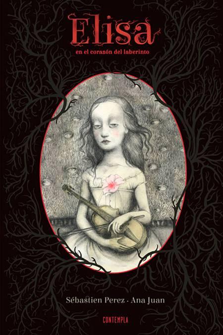 Portada de 'Elisa en el corazón del laberinto'