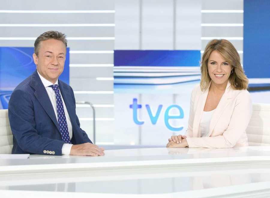 El Telediario 1 mantiene el liderazgo en su franja desde 2008