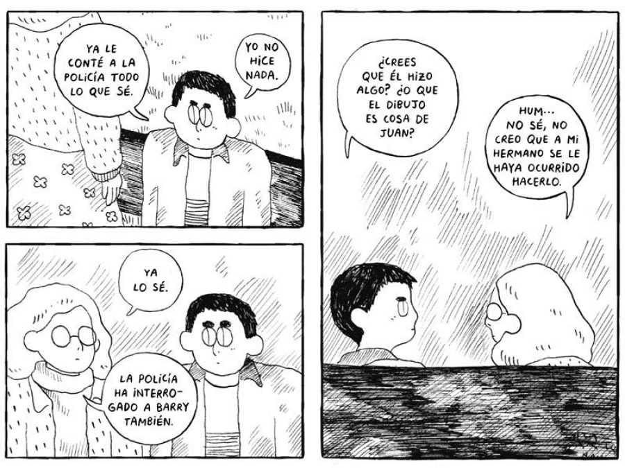 Viñetas de 'Encuentros cercanos'