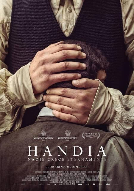 'Handía', de Aitor Arregi y Jon Garaño, es una de las revelaciones del año
