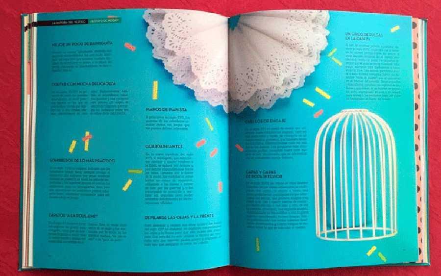 Páginas de 'Dentro de tu armario'