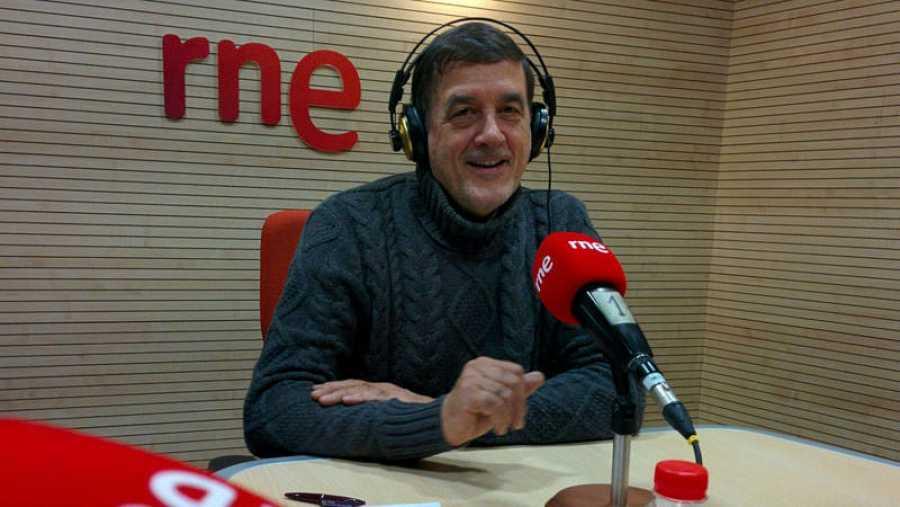 Antón Erkoreka interviene desde Rne Bilbao