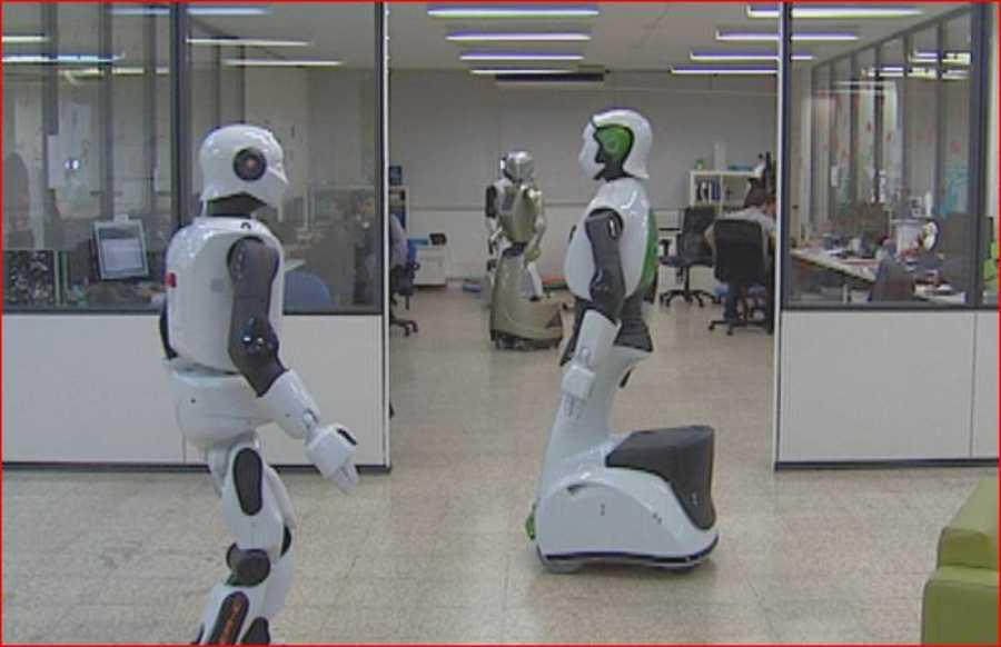 Robots pensados para ayudar