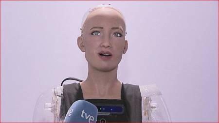Sophia, la robot más expresiva del mundo