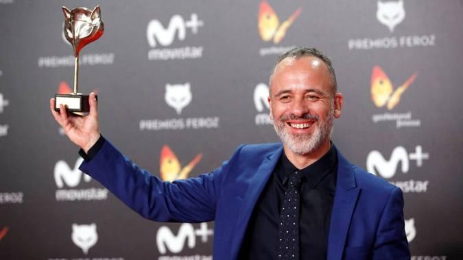 Javier Gutiérrez, mejor actor y mejor actor protagonista de una serie