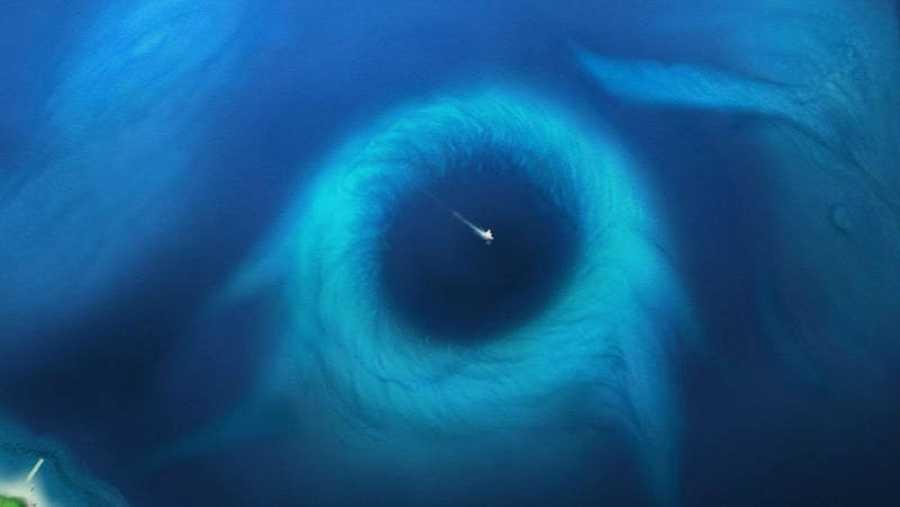 La fosa de las Marianas es la parte más profunda de los océanos