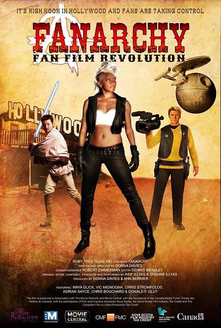 Los fanáticos de las películas ya no son consumidores pasivos. Son los fanarquistas.