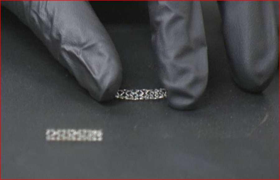 Los polímeros también se usan para fabricar stents