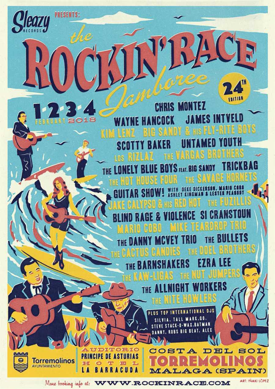 rockin race jamboree cartel 2018
