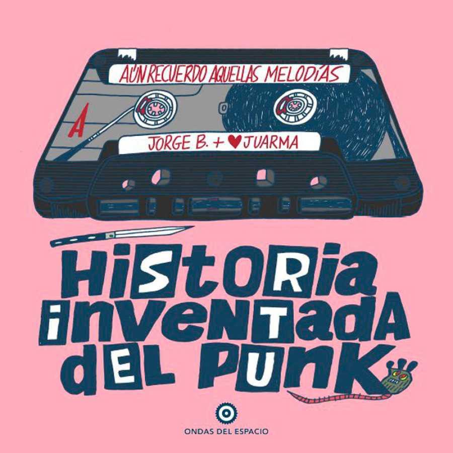 Portada de 'Historia inventada del punk'