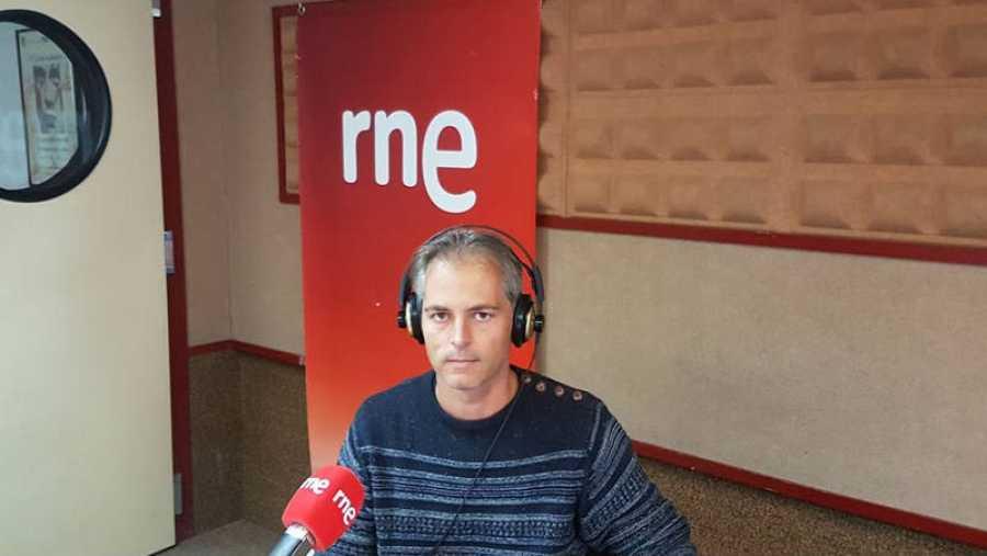 César Ferri, en Rne Valencia