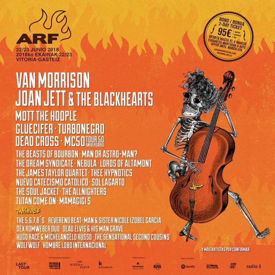 ARF se celebrará en Vitoria-Gasteiz los días 22 y 23 de junio de 2018