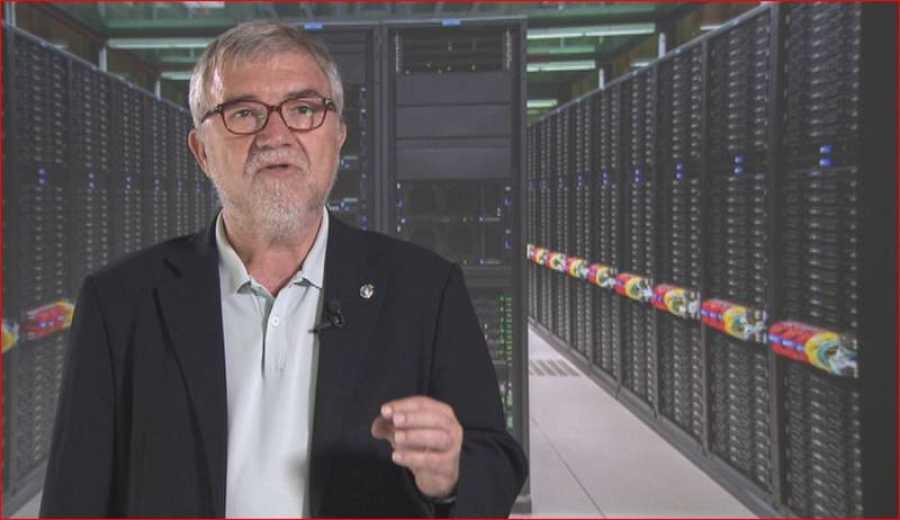 Mateo Valero, Director del BSC-CNS