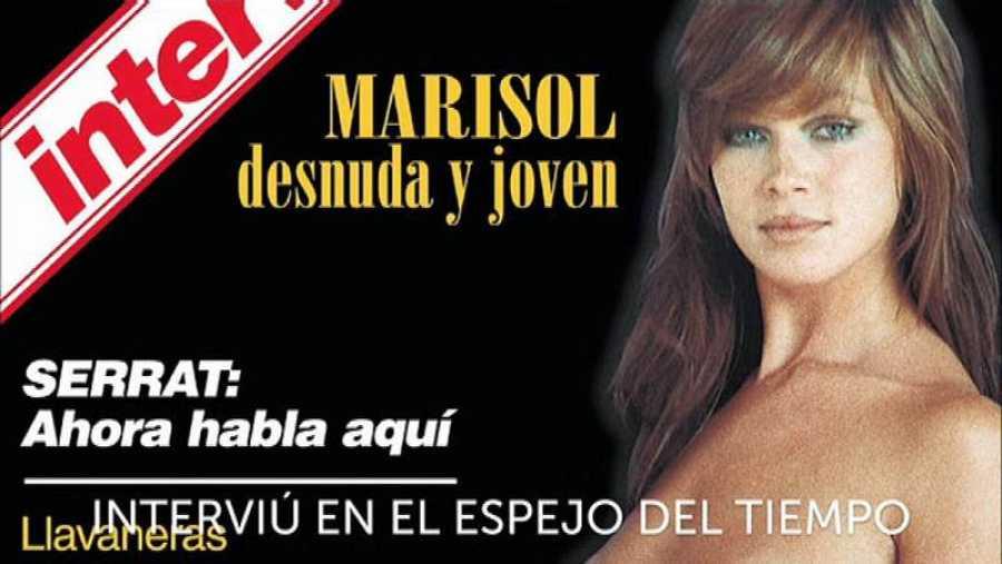Portada de Marisol en 'Interviú'