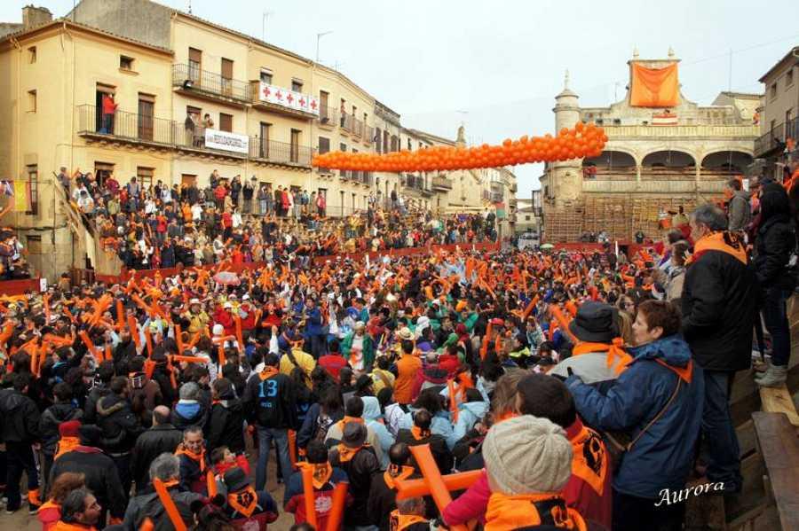 Carnaval del Toro, Ciudad Rodrigo