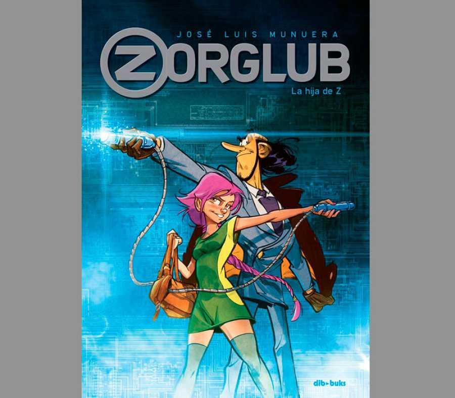 Portada de 'Zorglub. La hija de Z'