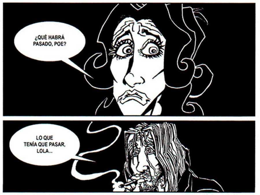 Viñetas de 'Que decidan las cerillas'