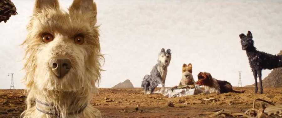 Fotograma de 'Isle of dogs', de Wes Anderson