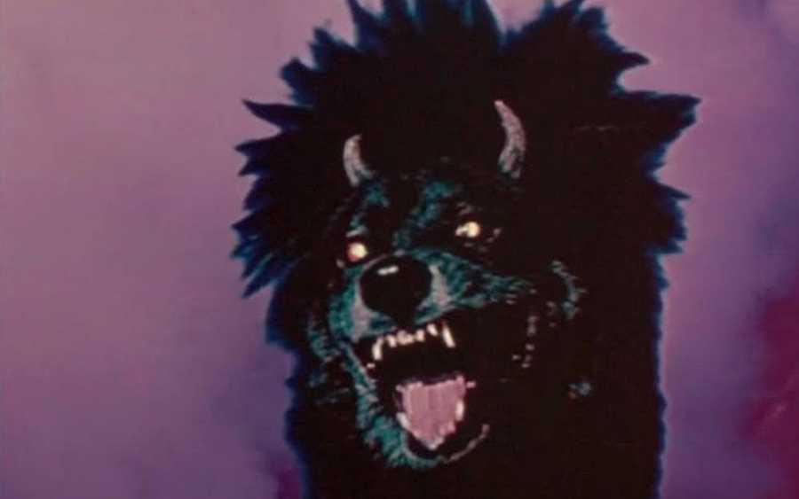 El chucho de 'El perrro del infierno'