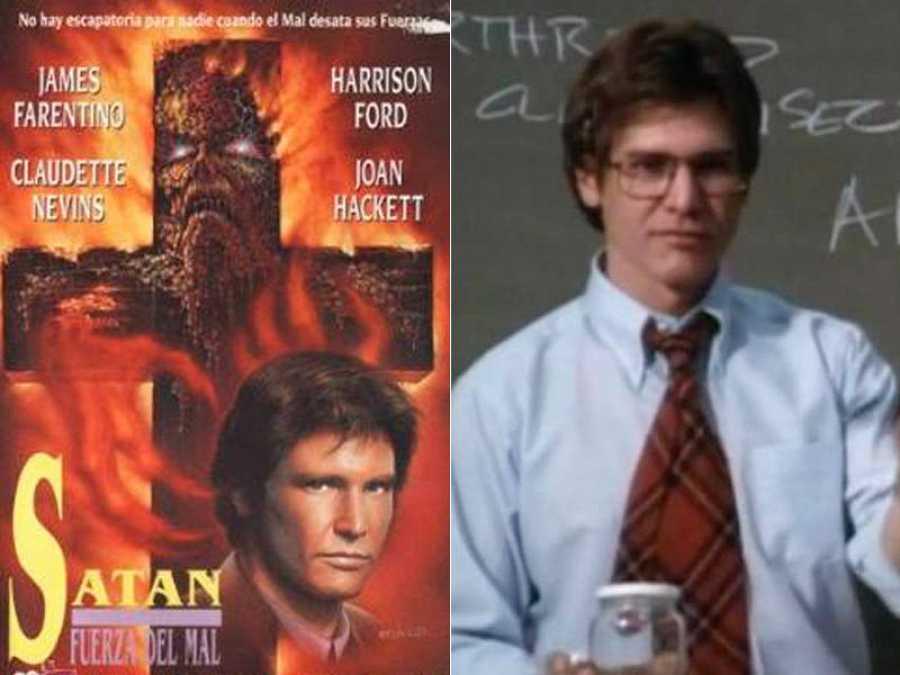 Harrison Ford en 'Satán. Fuerza del mal'