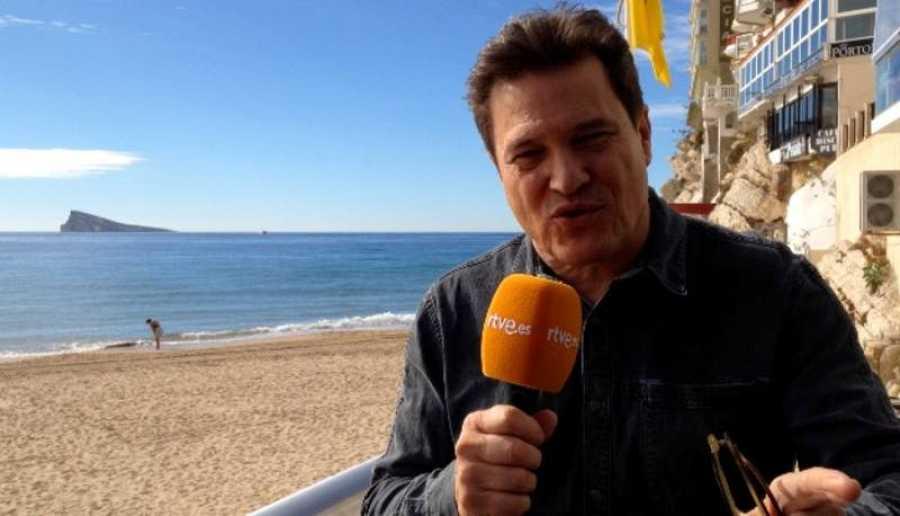 Pedro Mari Sánchez es Simón en 'Fugitiva'