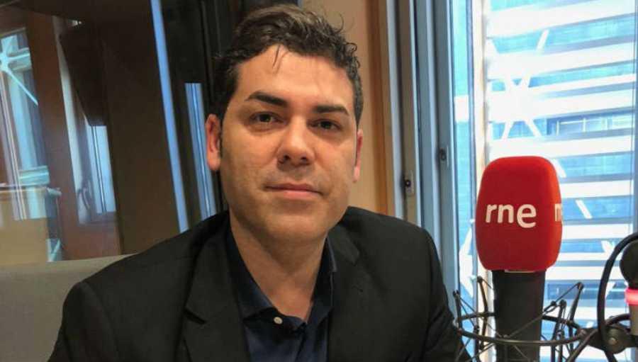 Francisco Mestre interviene desde nuestra emisora en Barcelona