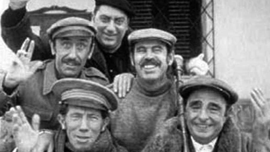 Actores de 'Crónicas de un pueblo'