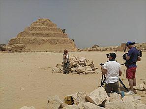 Egipto, la tierra más fascinante de la Antiguedad...
