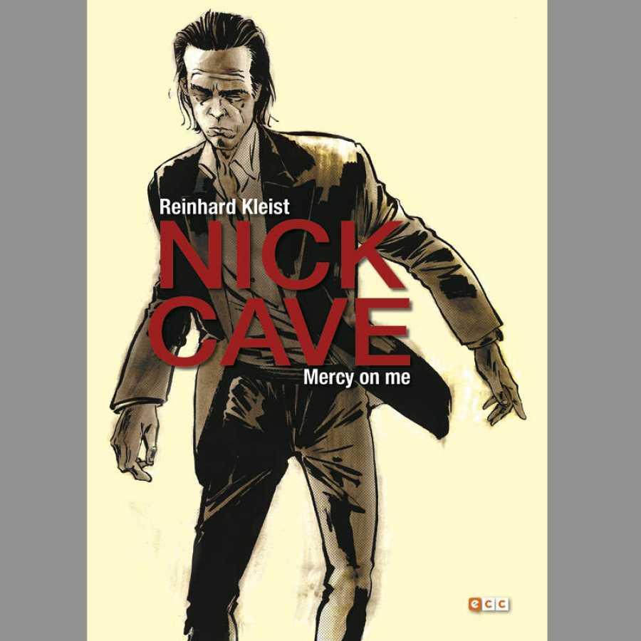 Portada de  'Nick Cave: Mercy on me'