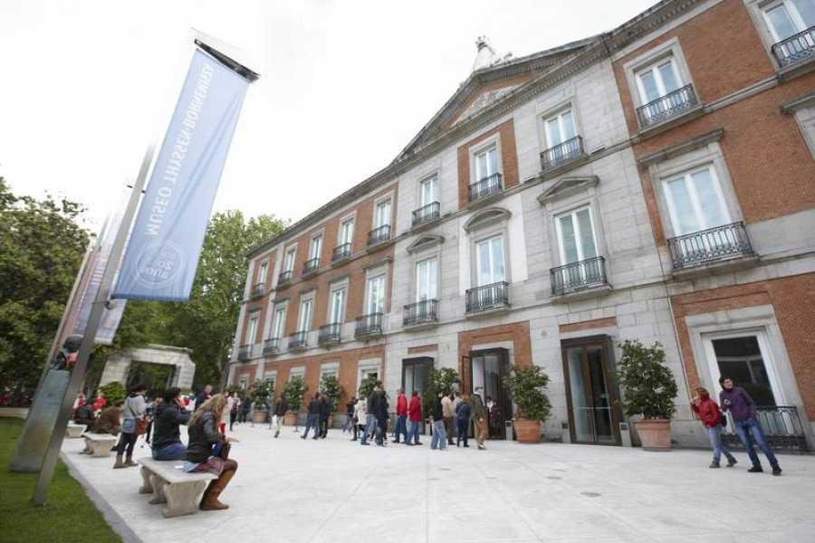 150 afortunados disfrutarán de una visita privada por las salas de las Vanguardias del Thyssen