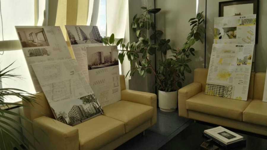 Proyecto de vivienda colaborativa del barrio de Vallecas.
