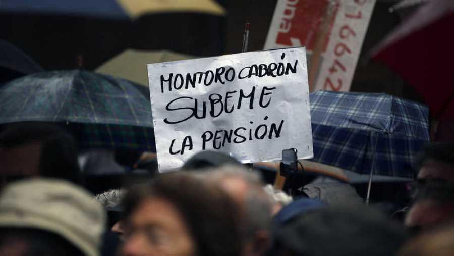 Un jubilado interpela a Montoro: