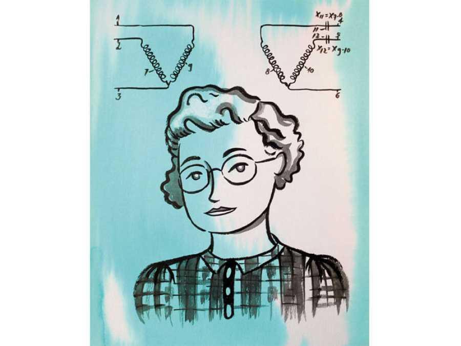 Edith Clarke fue la primera ingeniera eléctrica estadounidense