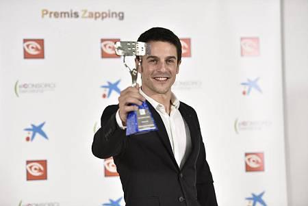 Alejo Sauras ha sido premiado por su papel protagonista en 'Estoy vivo'