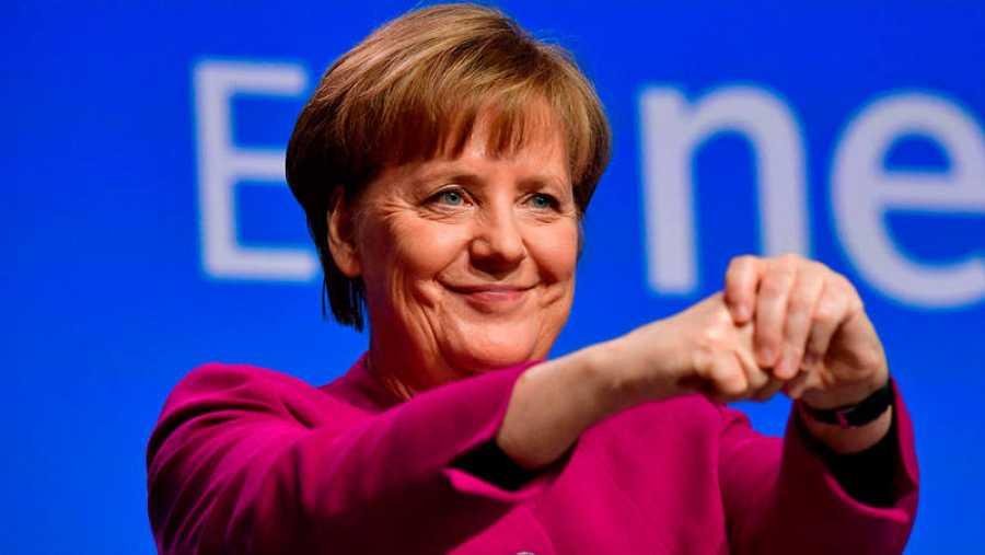 La canciller alemana, Angela Merkel, en una imagen de archivo