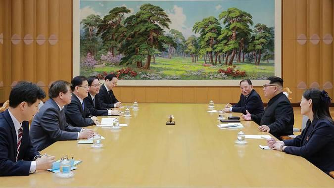 Pyongyang y Seúl llegan a un acuerdo