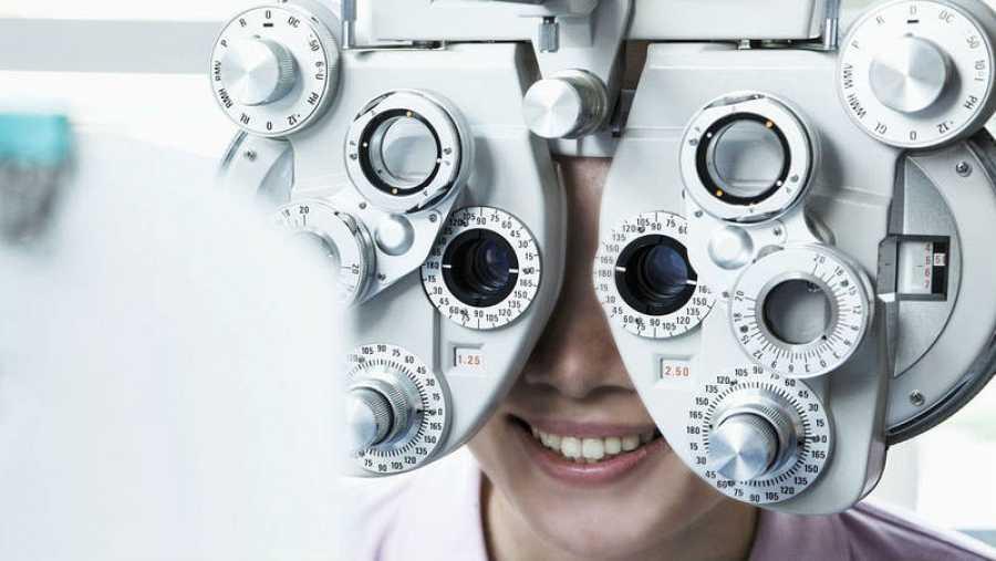 Estudio de los ojos