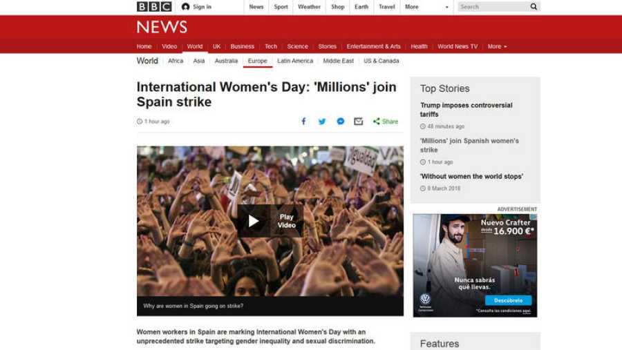 Portada BBC