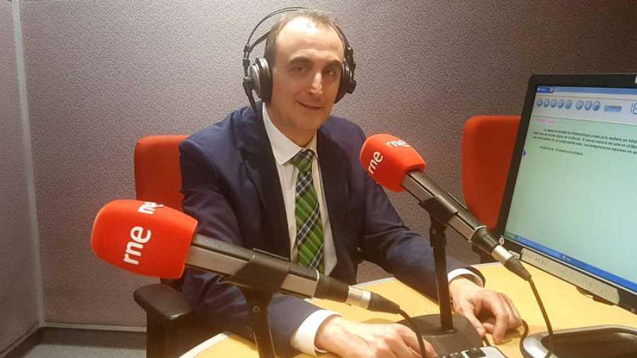 El doctor Pedro Pablo Rodríguez interviene desde Rne Oviedo