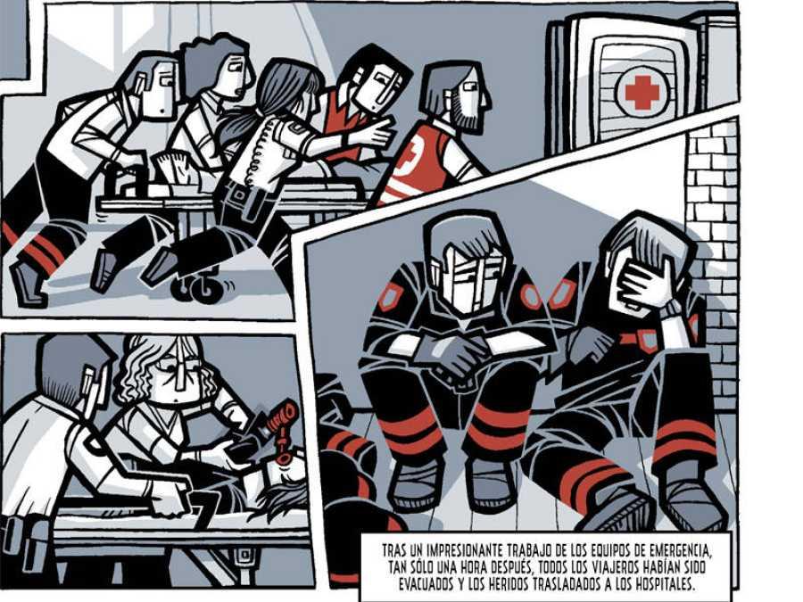 Viñetas de 'El día 3'