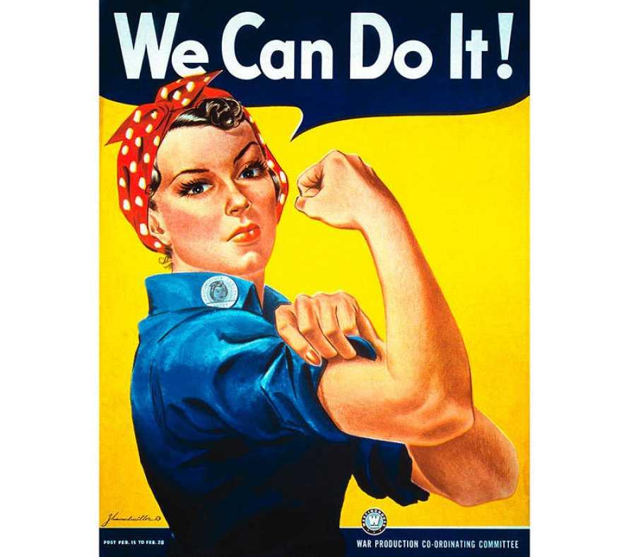 We Can Do It (J. Howard MIller, 1942)