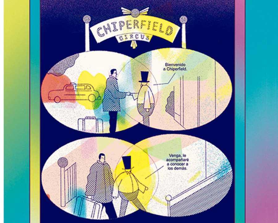 Viñetas de 'Pulse enter para continuar', de Ana Galvañ