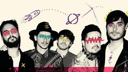 Imagen promocional de la banda almeriense