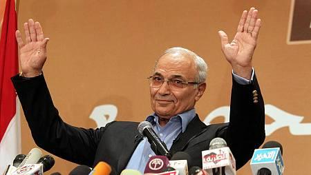 El exprimer ministro egipcio Ahmed Shafiq, en una imagen de archivo